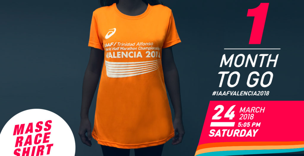 Women's Shirt - World Half Marathon Championships
